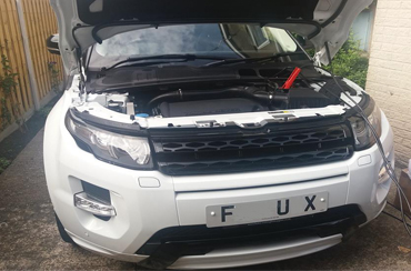 Evoque Remap Sheffield