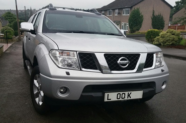 Nissan Navara Remap Sheffield