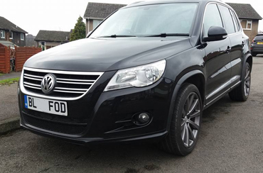 VW Tiguan ECU Remap Sheffield